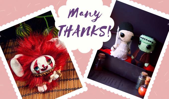 Many thanks!