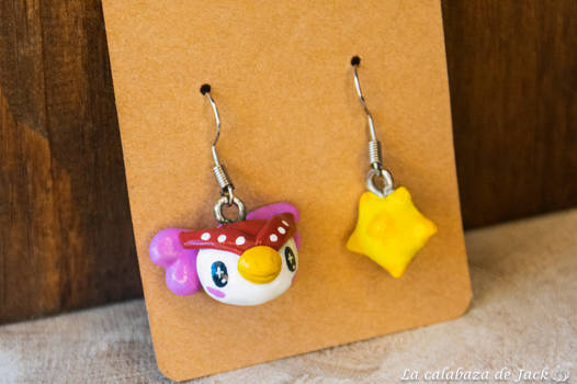 Celeste Earrings - Animal Crossing