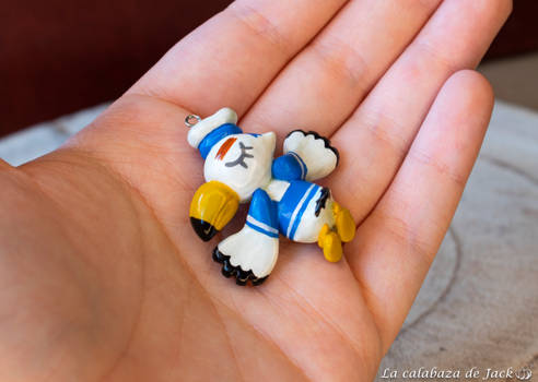 Gulliver Charm - Animal Crossing