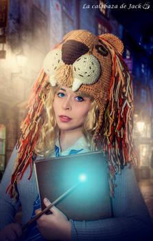 Luna Lionhead crochet