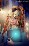 Luna Lionhead crochet by cristell15