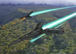 Space Fighter: ISE-3 'Razorblade'
