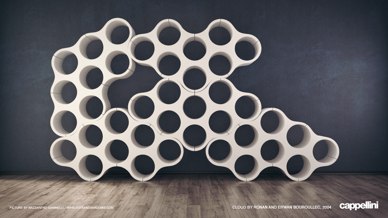 cloud by ronan and erwan bouroullec by