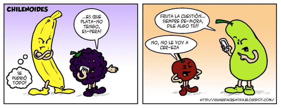 Frutas by mauricio-canales on DeviantArt