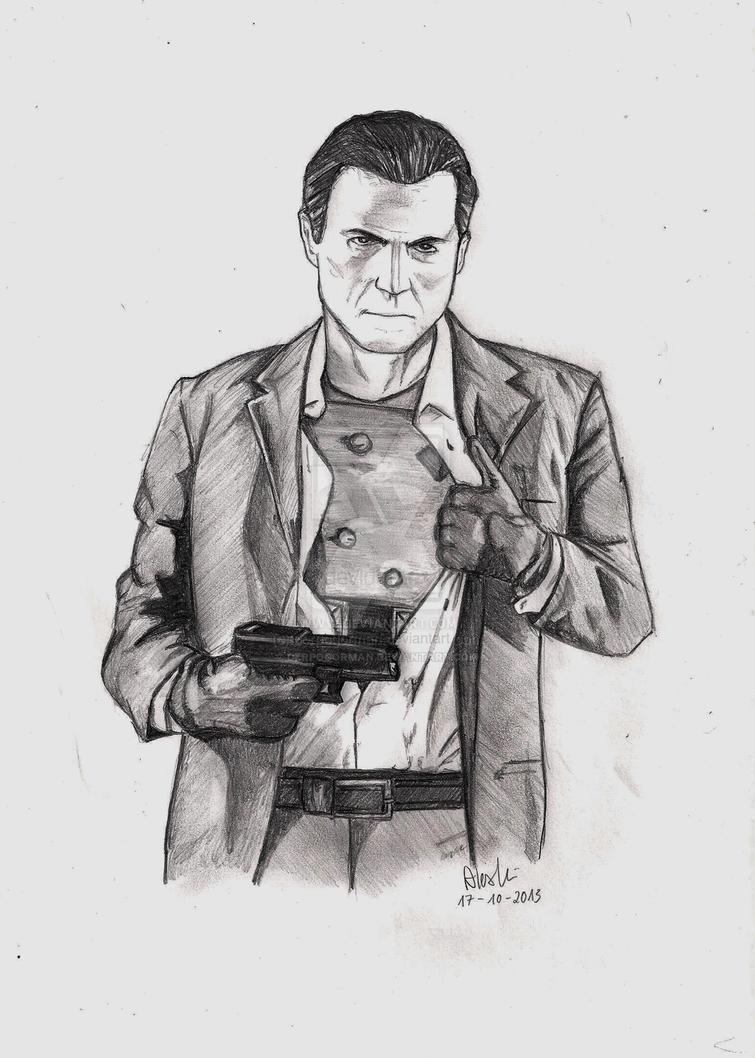 gta 5 michael drawing - photo #29