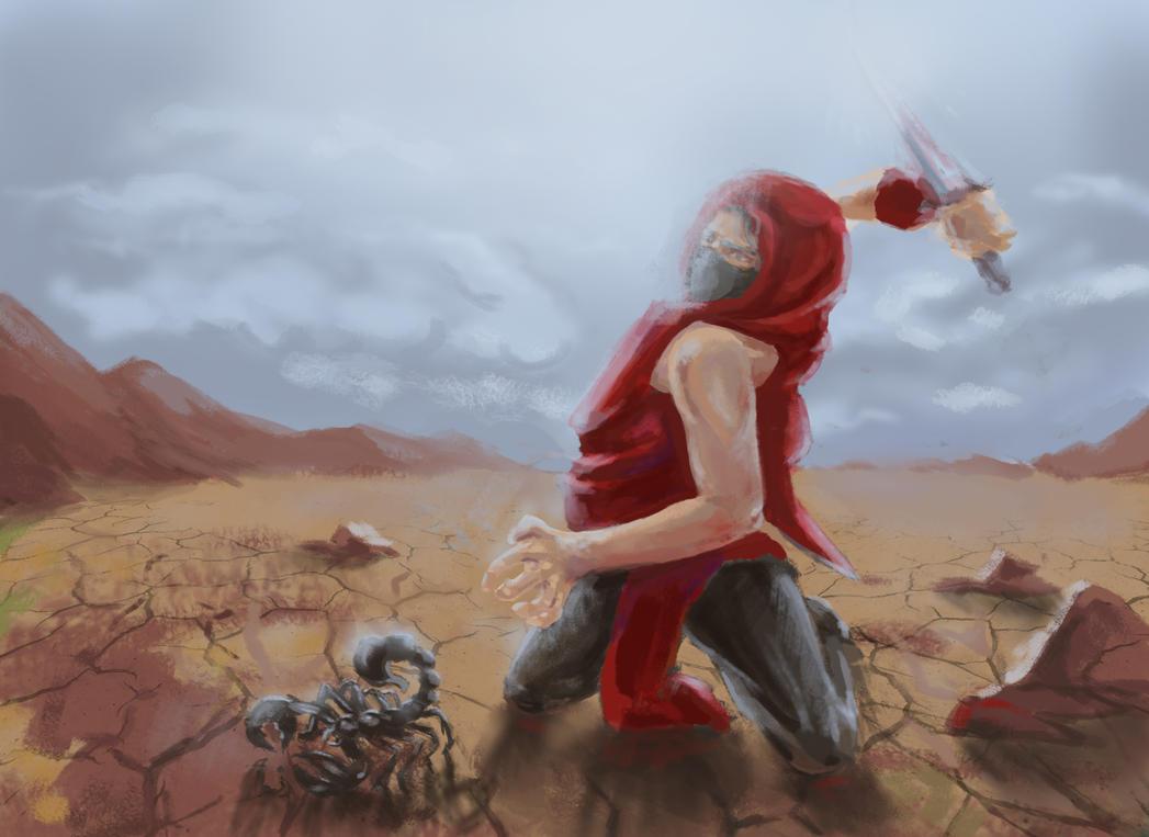 Killer of Scorpion by ShizuneRu