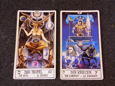 Tarot Cards Stock 12