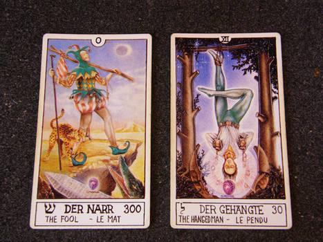 Tarot Cards Stock 13 -The Fool