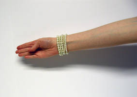 Hand with Pearls Stock4 by NoxieStock