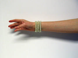 Hand with Pearls Stock5 by NoxieStock