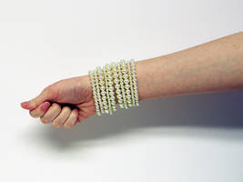 Hand with Pearls Stock7 by NoxieStock