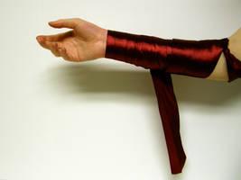 Ribbon Arm Stock20 by NoxieStock