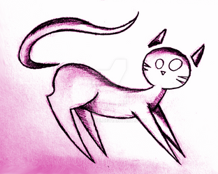 Cat XXIV by catmade