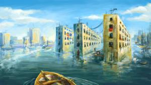 waterblock by Edarneor