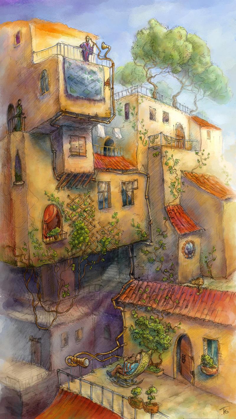 Tuvidia by Edarneor