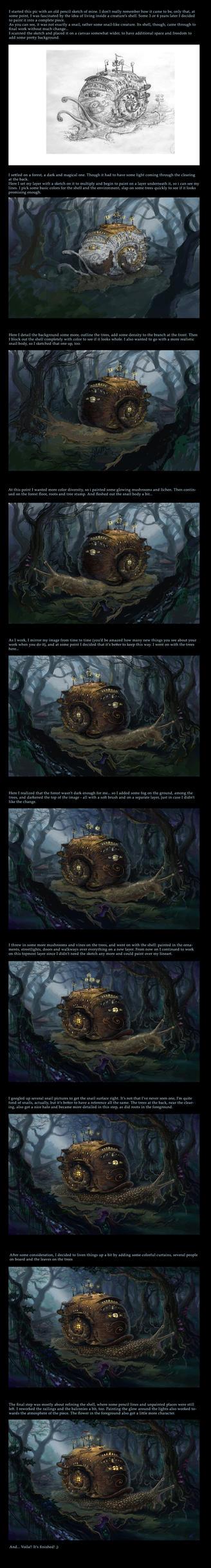 Dendrophagus Colossus - Walkthrough by Edarneor