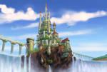 The Art of Lardam: Castle Olive