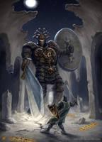 The Altar Keeper by Edarneor