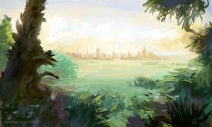 Sunlit by Edarneor