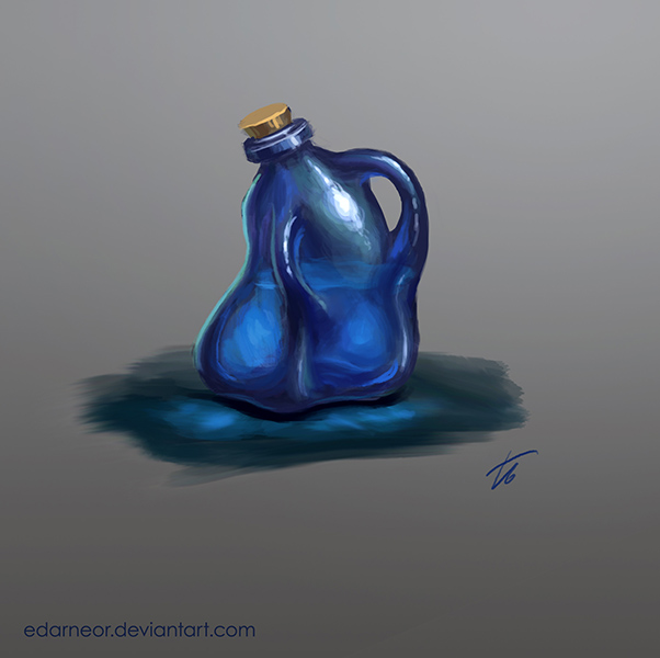 Drink me! by Edarneor