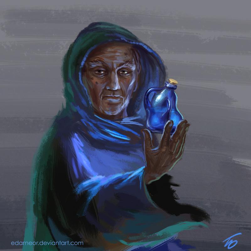Alchemist by Edarneor