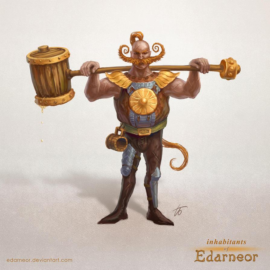Beerserker by Edarneor