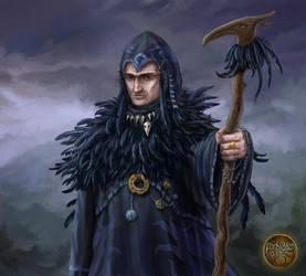 Raven Cultist by Edarneor