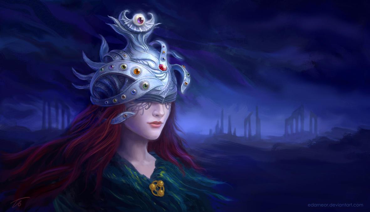 The Seer by Edarneor
