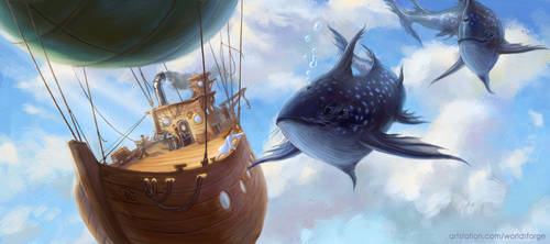Fleeting Encounter by Edarneor