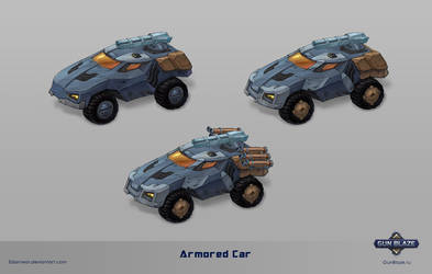 Armored Car concepts