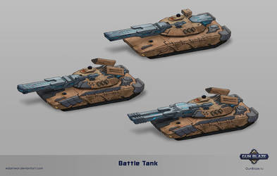 Battle Tank Concepts