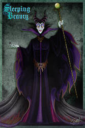 'The Mistress of All Evil!' by DenisDlugas