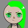 Face 8 - Keresz by PeachyProtist