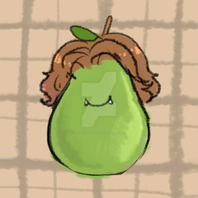 This Pear Doesn't Bite by PeachyProtist