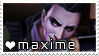 Max stamp by PeachyProtist