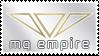 Monqanut empire stamp by PeachyProtist