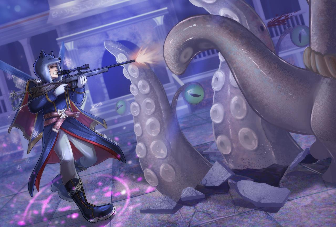 Ragnarok Online - Kraken Fight