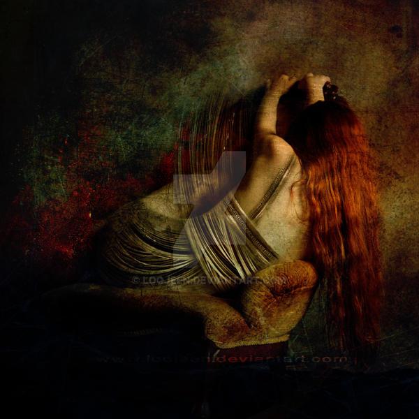 Agony. by loojeen