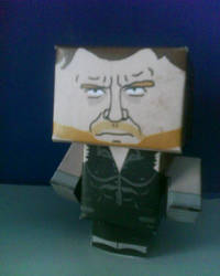 The Undertaker by Darknlord91