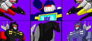 Soundwave And The Cassettes