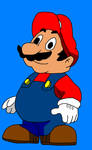 Super Mario by Darknlord91