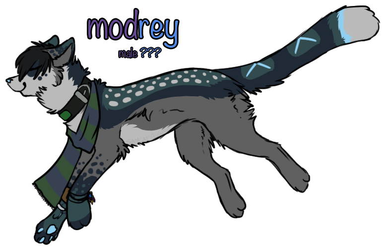 2012 Temp.Ref :: Modrey by starboat