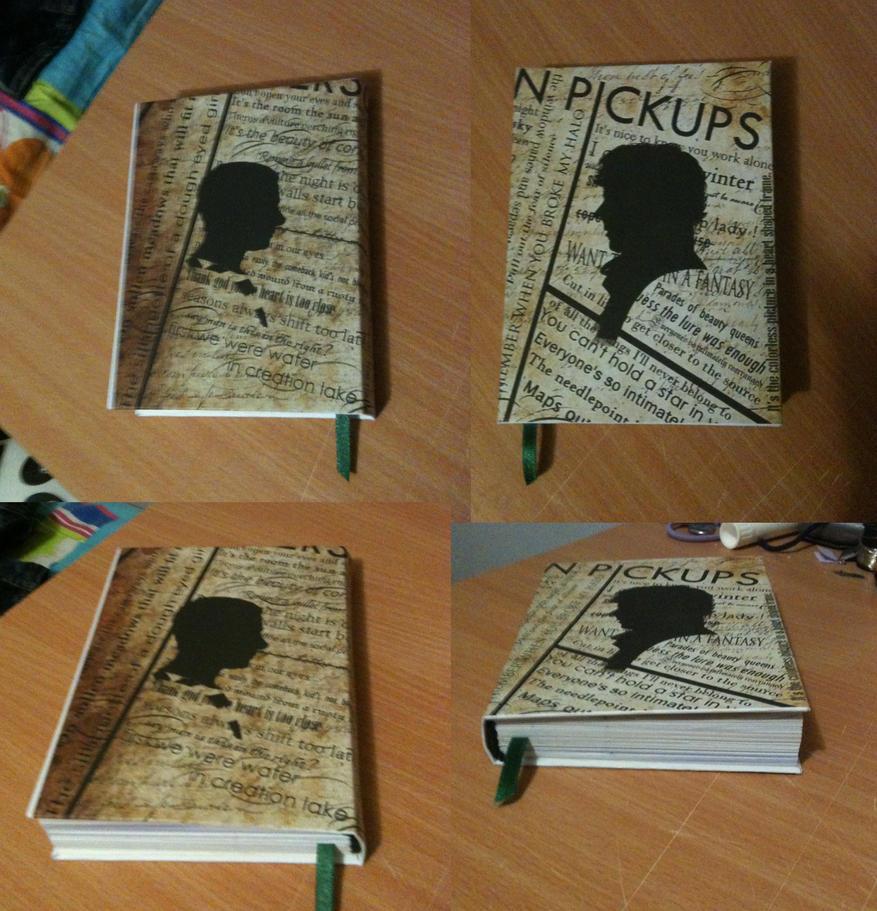 Johnlock notebook by LunaHermione