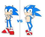 Japanese Sonic Vs American Sonic