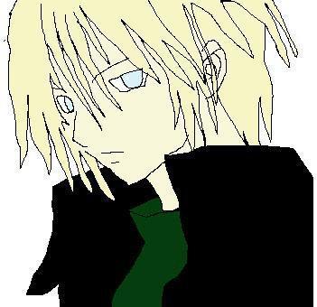 Draco Malfoy anime style by Darkmoony93 on DeviantArt