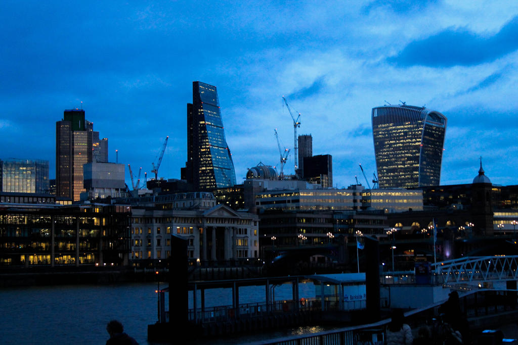 Evening in London by SolPhotography48
