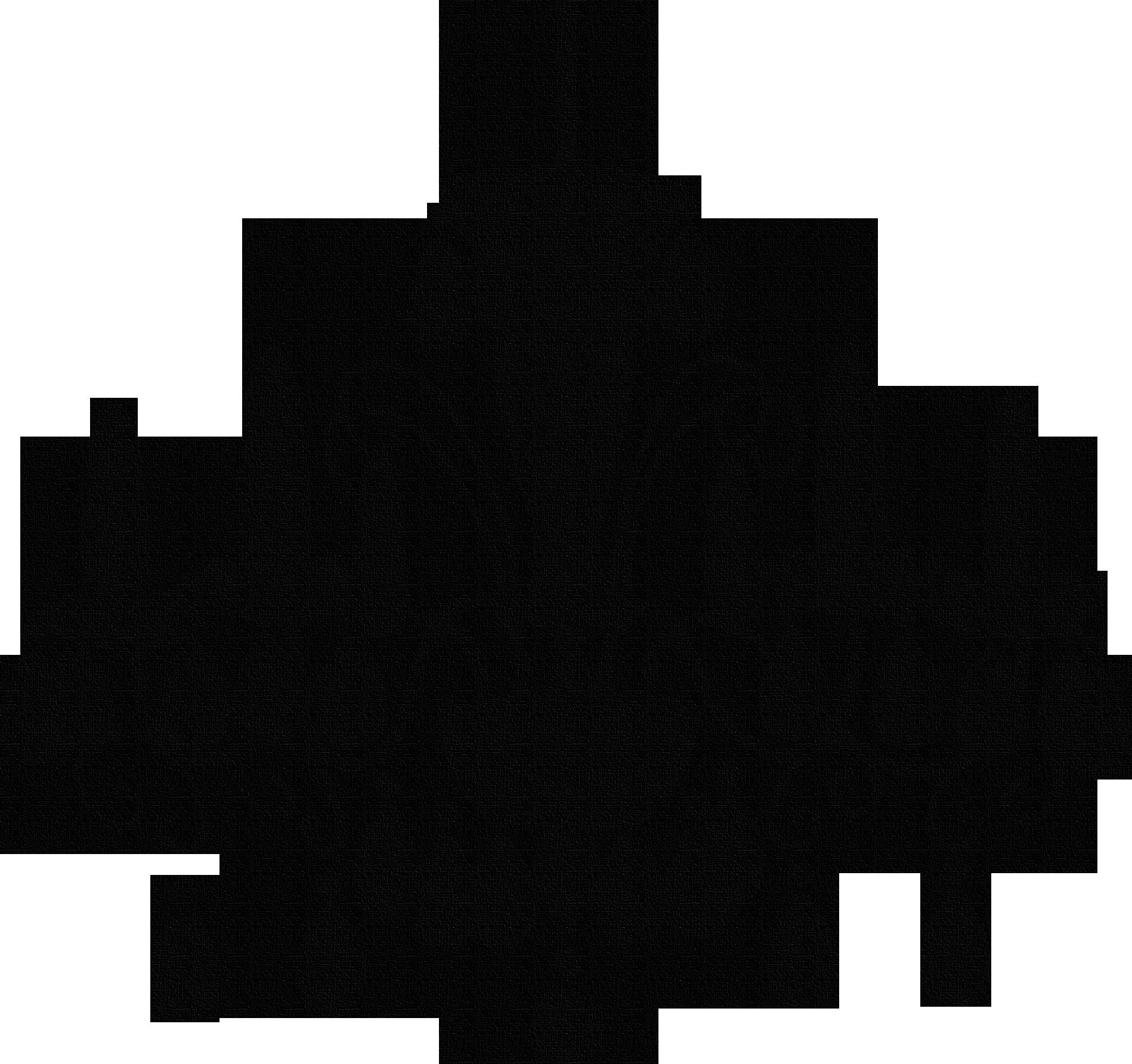 Chandelier silhouette by BerryKissed on DeviantArt