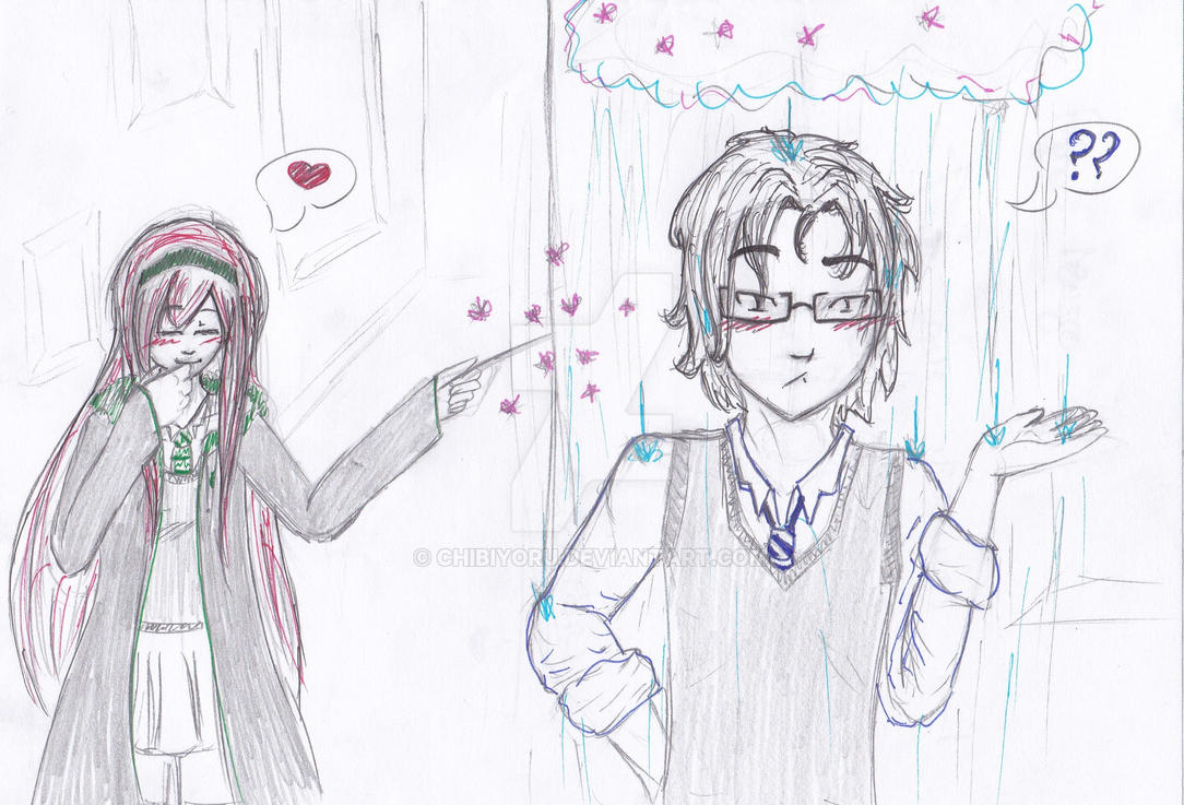 .:Are you kidding, Lekker?:. (WIP?) by ChibiYoru