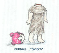 n00bies by bohemian-folly