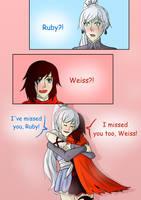 White Rose Reunion by DGraySpartan